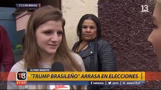 Download ″Trump brasileño″ arrasa en elecciones en Brasil Video