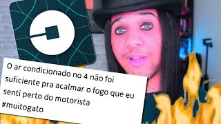 Download CONVERSAS ENGRAÇADAS DO UBER - FOGO NA RABA Video