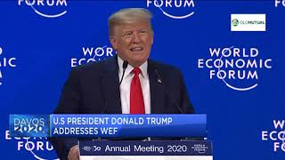 Download President Trump's keynote address at the 2020 WEF annual meeting Video