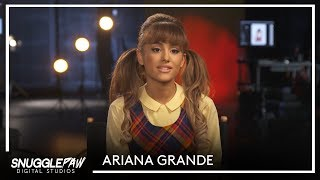 Download Ariana Grande talks Hairspray Live Video