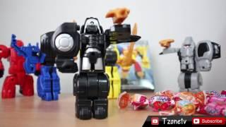 Download Go Go Konga Ranger - รวมพลังสรรพสัตว์ รีวิวหุ่นยนต์ | Tzone Video