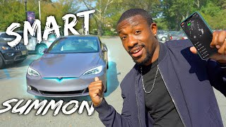 Download Tesla Smart Summon: Does It Actually Work? Video