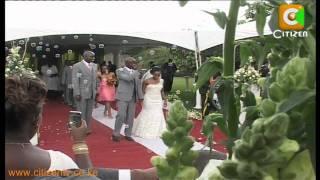 Download Moi Attends Raila Son's Wedding Video