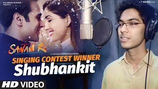 Download SANAM RE Singing Contest by T-Series | CONTEST WINNER - Shubhankit Video
