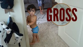 Download Potty Training Fail | he pooped on the floor :-) Video