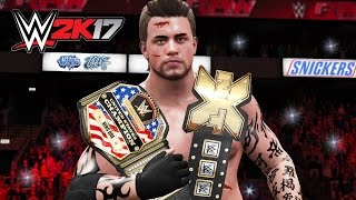 Download WWE UNITED STATES CHAMPIONSHIP!! Part 1 (WWE 2K17 My Career - Episode 12) Video