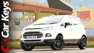 Download Ford Ecosport 4K 2016 review - Car Keys Video