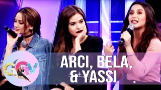 Download GGV: Arci, Bella, & Yassi's heartbreak stories Video