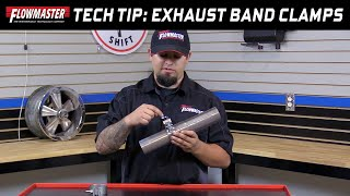 Download Tech Tip: How to Install Flowmaster Exhaust System Band Clamps Video