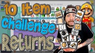 Download 10 Item Challenge Returns! | SUPER MARIO MAKER Video