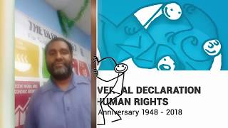 Download UDHR Video Article 3 English Steven Paniu Video