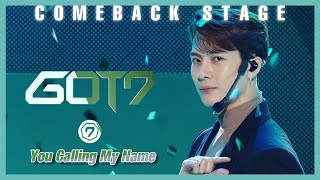 Download [Comeback Stage] GOT7 You Calling My Name , 갓세븐 니가 부르는 나의 이름 Show Music core 20191109 Video