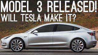 Download Tesla Model 3 Starts Production! | Make or Break For Tesla Video
