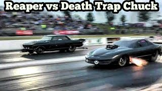 Download Reaper vs Death Trap Chuck/Axman vs Bird Jones at Topeka No Prep Kings 2 Video
