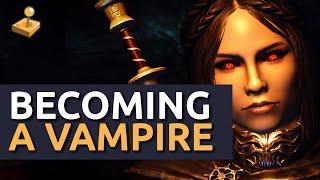 Download Skyrim Walkthrough - How to Become a Vampire Video