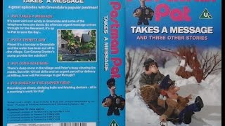 Download Postman Pat Takes a Message and three other stories [VHS] (1994) Video