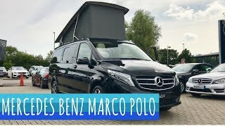 Download Mercedes Benz Marco Polo V Class - Camper Van Tour Video
