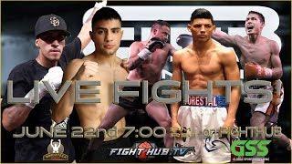 Download BEST IN BOXING - MARCOS FORESTAL VS. DANIEL VEGA - FULL FIGHT CARD Video