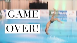 Download WIPEOUT!!! | Cream Fights and ANOTHER MEDAL! I Tom Daley Video