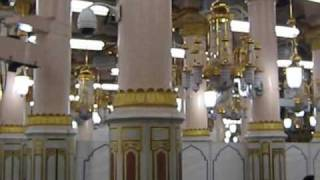 Download Roza-e-Rasool PBUH, Masjid-e-Nabvi, Madina Sharif. Video