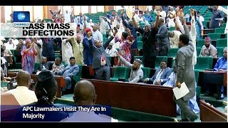 Download Rowdy Session As 51 Lawmakers Defect From APC Pt.1 24/07/18 |News@10| Video