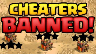 Download Clash of Clans Hack / Cheaters ♦ BANNED! ♦ Video