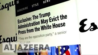Download America's media under Trump: An ominous start - The Listening Post (Lead) Video