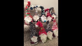 Download Christmas Gnomes made easy with dollar tree socks Video