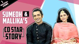 Download Sumedh Mudgalkar And Mallika Singh Spill Each Other's Secrets Out | Co Star Story Video