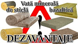 Download Dezavantajele vatei de sticla si minerale bazaltice in termoizolatii Video