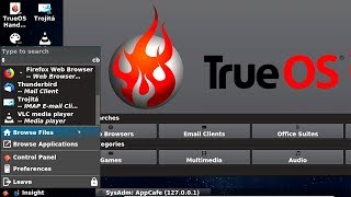 Download TrueOS: Linux or Windows Alternative Video