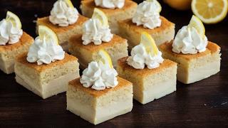 Download Magic Custard Cake Recipe Video