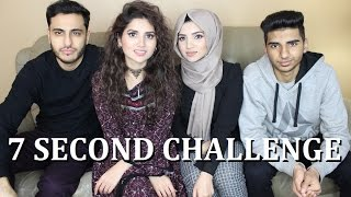 Download Challenge   7 Second Challenge with the Hubsand & Siblings   Fictionally Flawless Video