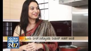 Download Seg 3 - Aaha Aduge Mane: Kitchen Interior Design Ideas - 25 March - Suvarna News Video