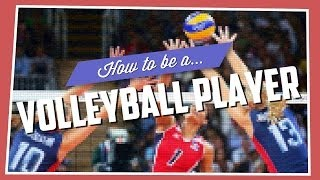 Download How To Be A Volleyball Player Video