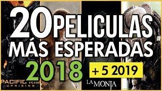 Download 20 Películas Más Esperadas Del 2018 + 5 Grandes Sorpresas Del 2019 (Cine Acción, Terror, Drama,...) Video