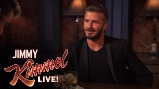 Download 3 Ridiculous Questions with David Beckham Video