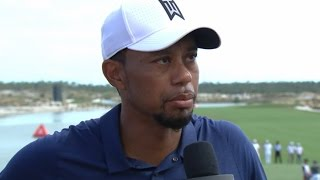 Download Tiger Woods comments after round 2 at Hero World Challenge Video