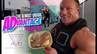 Download HIGH FAT, LOW PROTEIN IFBB PRO PREP-CAN BRAD CONQUER KETO? Video