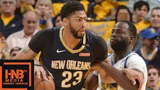 Download Golden State Warriors vs New Orleans Pelicans Full Game Highlights / Game 5 / 2018 NBA Playoffs Video