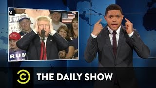 Download Tales From the Trump Archive - Donald Trump Can't Help but Be a Chauvinist: The Daily Show Video