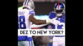 Download Dez Bryant: 5 NFL Teams who could REALLY use him for 2018! Video