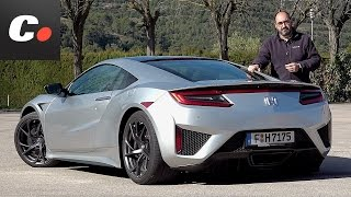 Download Honda NSX (Acura NSX)   Prueba / Test / Review en español   Coches Video