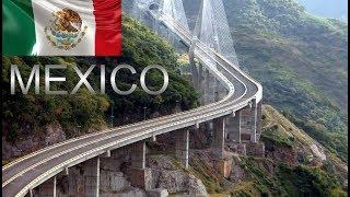 Download AUTOPISTA DURANGO - MAZATLÁN Y PUENTE BALUARTE: MEGAESTRUCTURAS, INGENIERÍA MEXICANA EXTREMA Video