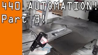Download Automatic Arduino CNC Parts Loader: Tormach 440! Part 3 WW121 Video