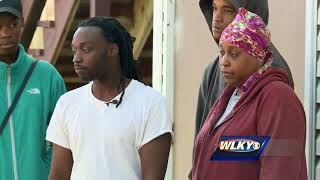 Download Man dead, woman injured in South Louisville shooting Video