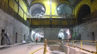 Download A Deep Dive Into New York's East Side Access Project Video
