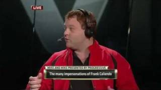 Download Frank Caliendo on Mike and Mike ESPN 2 3 2012 Video