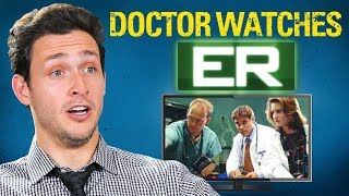 Download Doctor Reacts To ER | Medical Drama Review | Doctor Mike Video