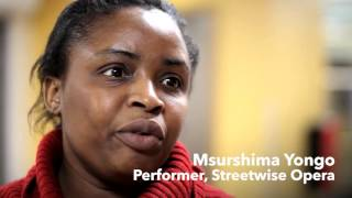 Download Introducing Streetwise Opera and The Sixteen's The Passion Video